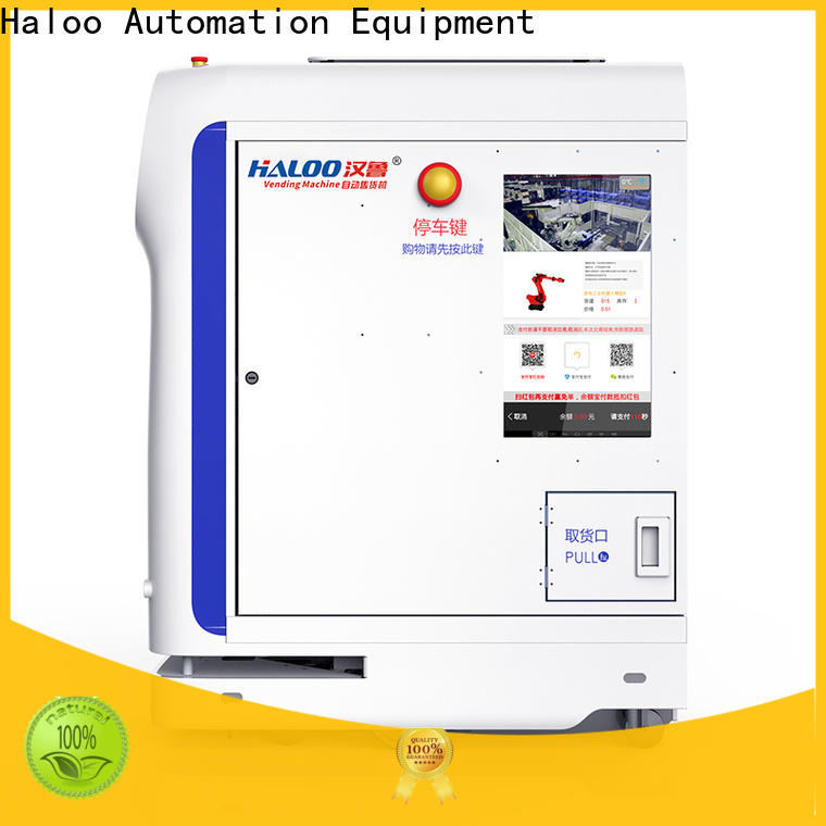 Haloo cigarette vending machine manufacturer for purchase