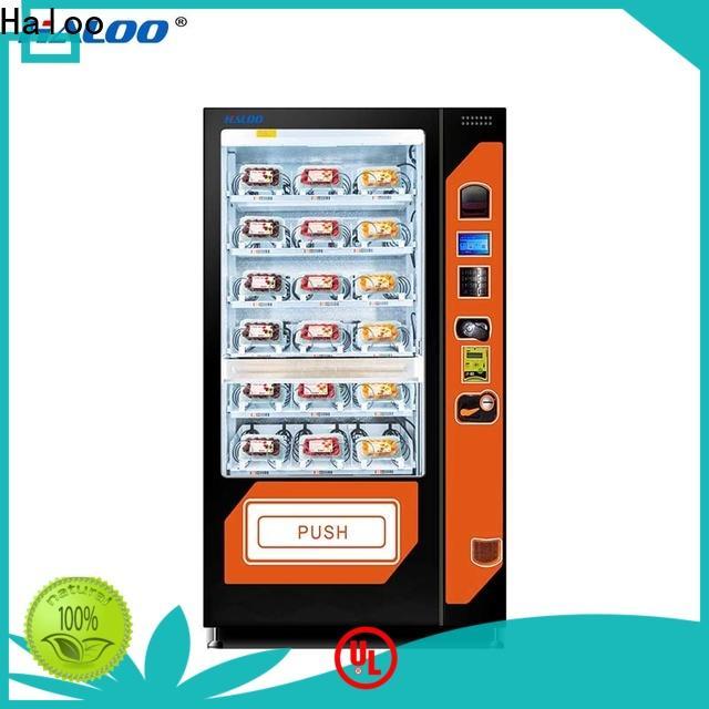 large capacity sandwich vending machine design for fragile goods