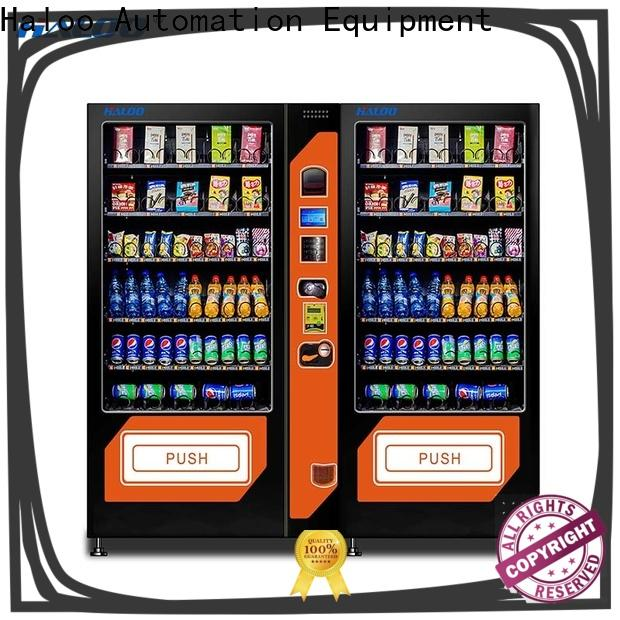 best combo vending machines with good price for drink
