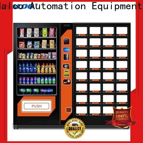 best cold drink vending machine factory direct supply for snack