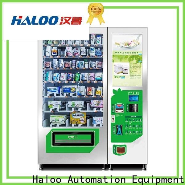 Haloo medicine vending machine manufacturer