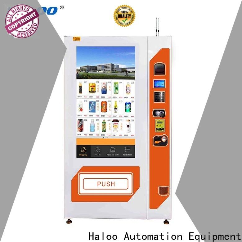 smart vending machine price design for merchandise