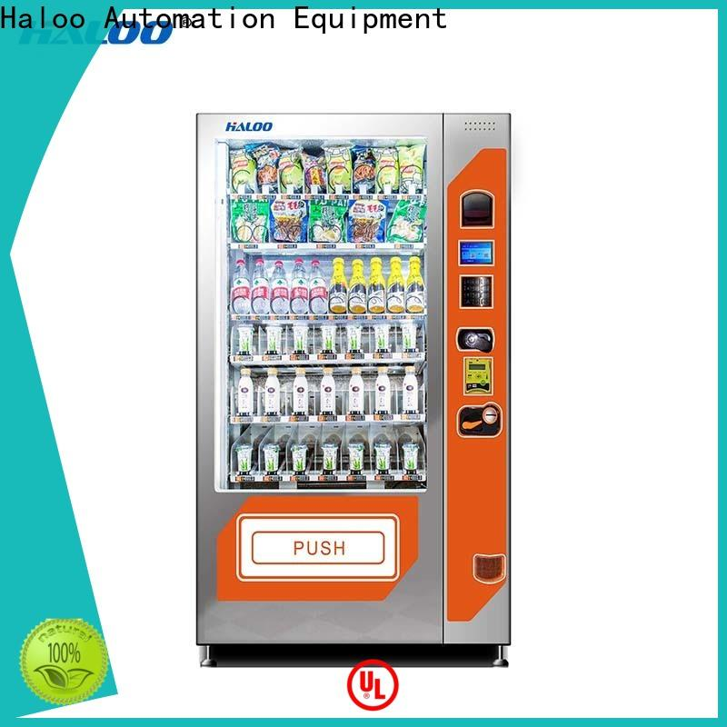 Haloo durable canteen vending factory for red wine