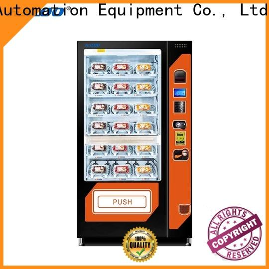 Haloo convenient canteen vending wholesale for red wine