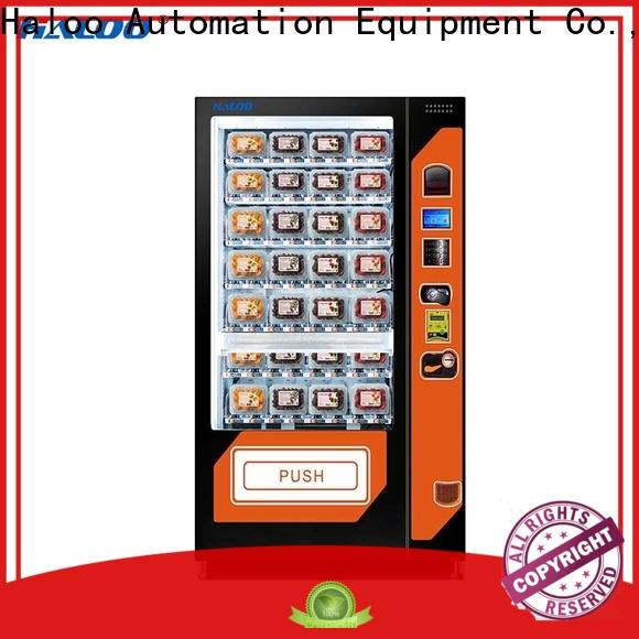 large capacity cool vending machines factory for drinks