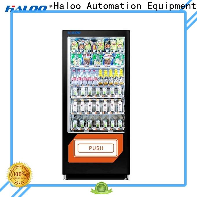 high quality healthy vending machine snacks supplier for drinks