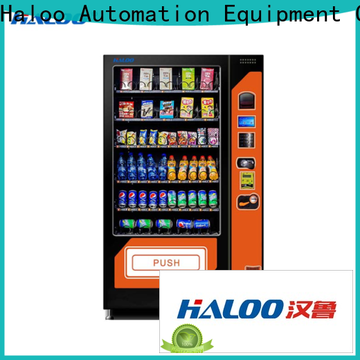 high-quality cold drink vending machine factory direct supply for drink