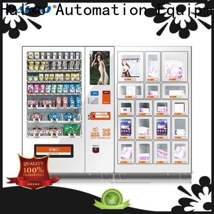 Haloo condom machine customized for adults