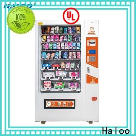 24-hour condom machine customized for pleasure