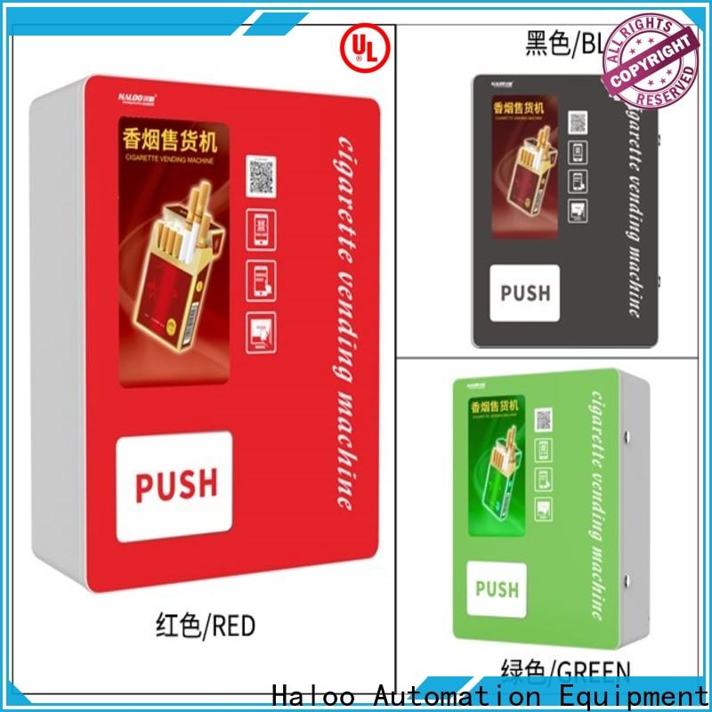 Haloo lucky box vending machine factory direct supply for purchase
