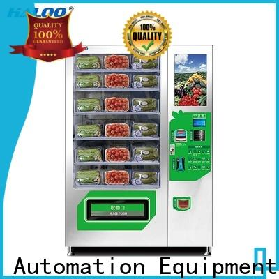 Haloo automatic sandwich vending machine factory for drinks