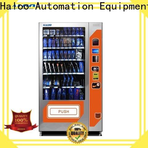 wholesale cold drink vending machine manufacturer for snack