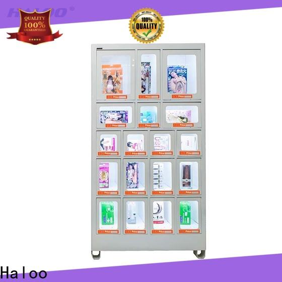 Haloo coke vending machinee series for snack