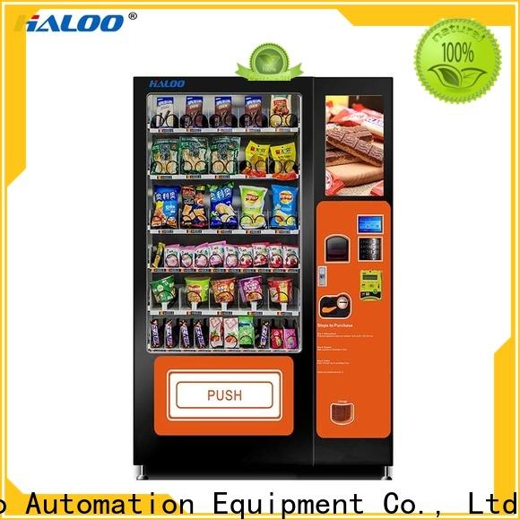 touch screen vending machine price series for merchandise