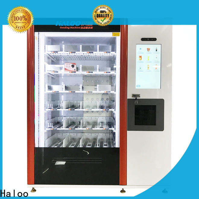 Haloo Frozen food vending machine