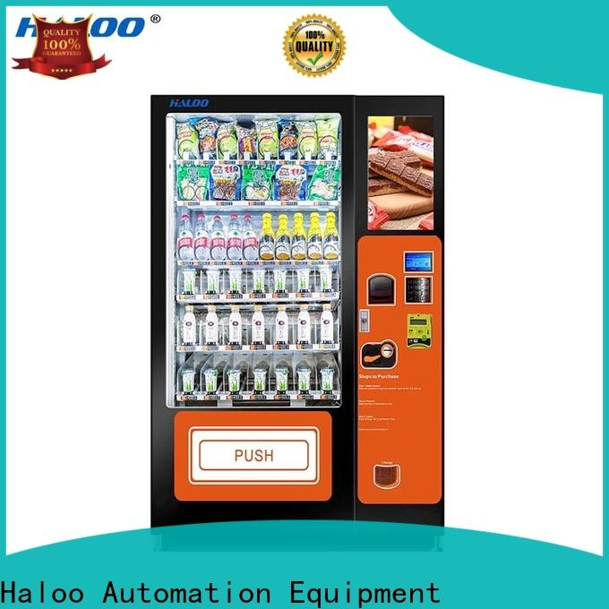 Haloo sandwich vending machine wholesale for red wine
