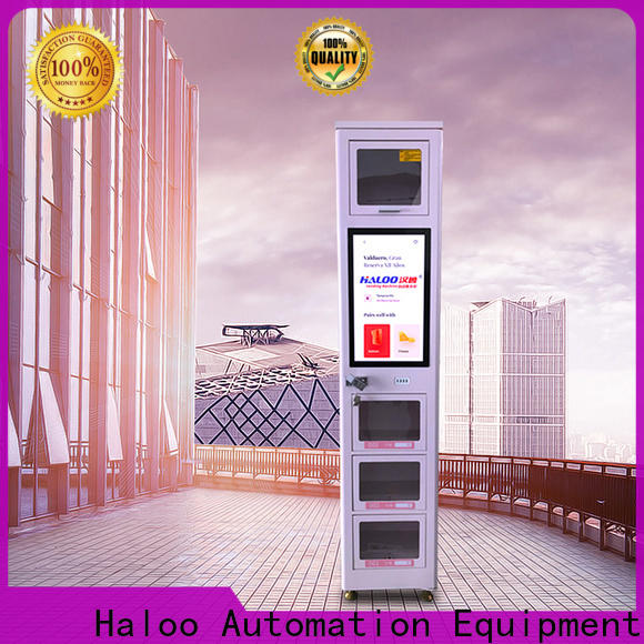 Haloo cost-effective lucky box vending machine customized for lucky box gift