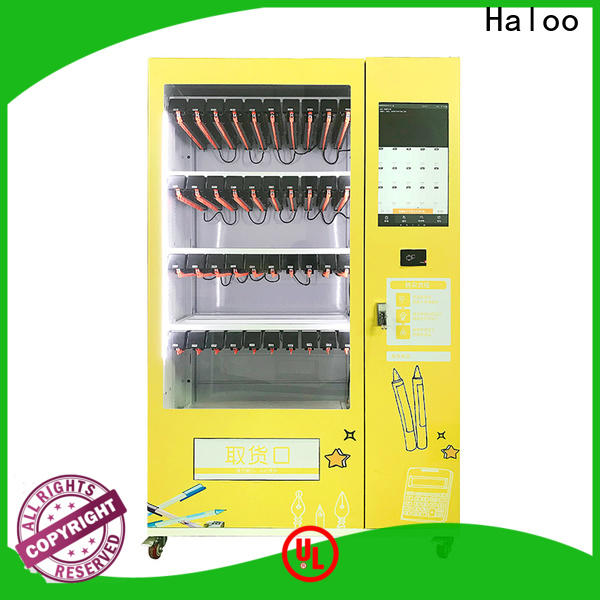 cost-effective robot vending machine customized for lucky box gift