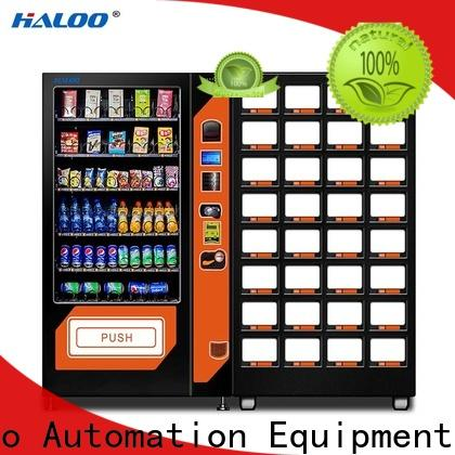 Haloo high-quality cold drink vending machine with good price for drink