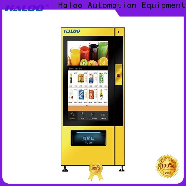 intelligent drink vending machine wholesale for merchandise