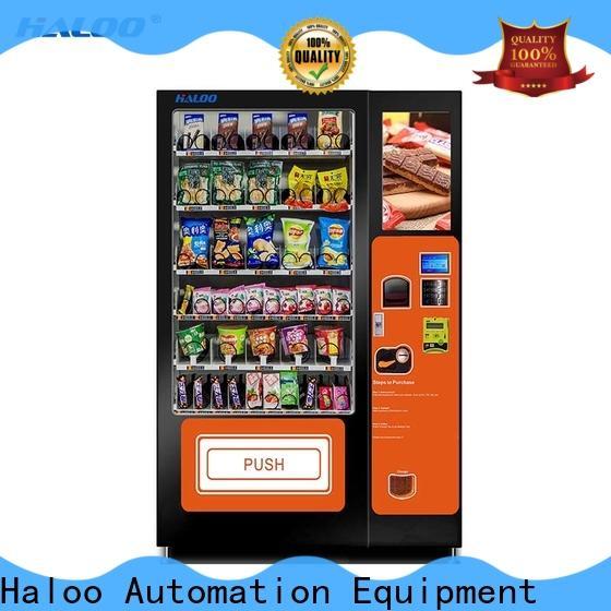 Haloo professional medicine vending machine series for merchandise