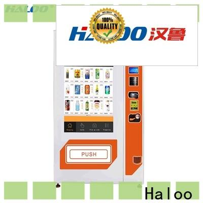 Haloo convenient medicine vending machine manufacturer for shopping mall
