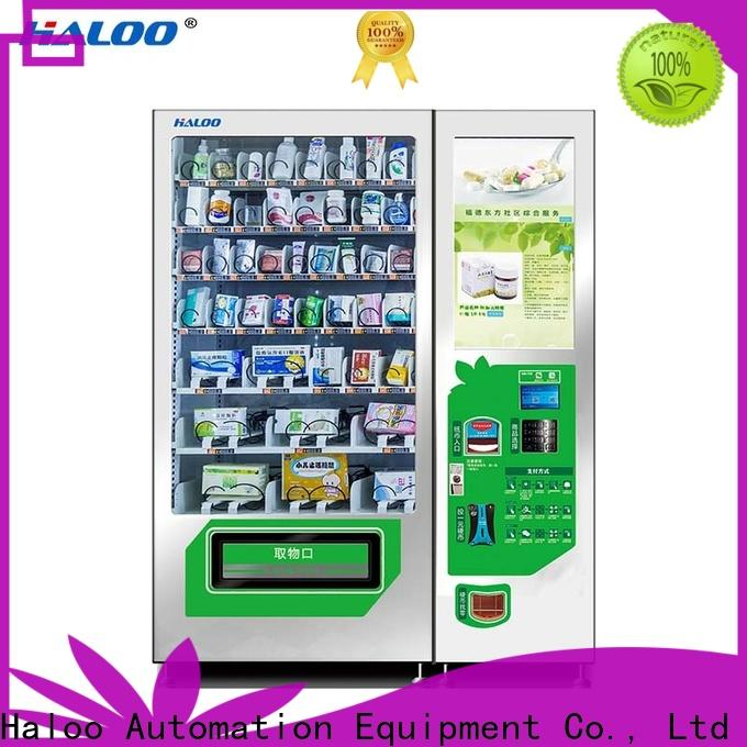 Haloo drink vending machine manufacturer
