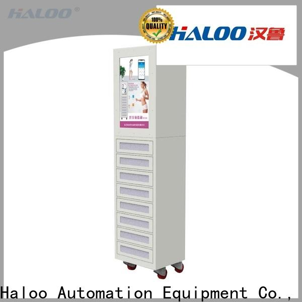 Haloo recycling machines customized for purchase