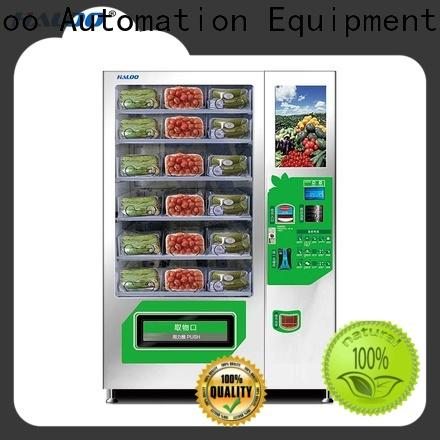 Haloo durable canteen vending factory for drinks