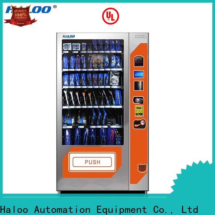 Haloo beverage vending machine with good price for food