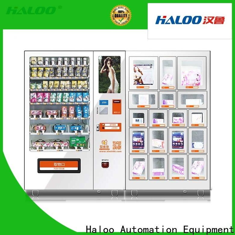 convenient condom vending customized for adults