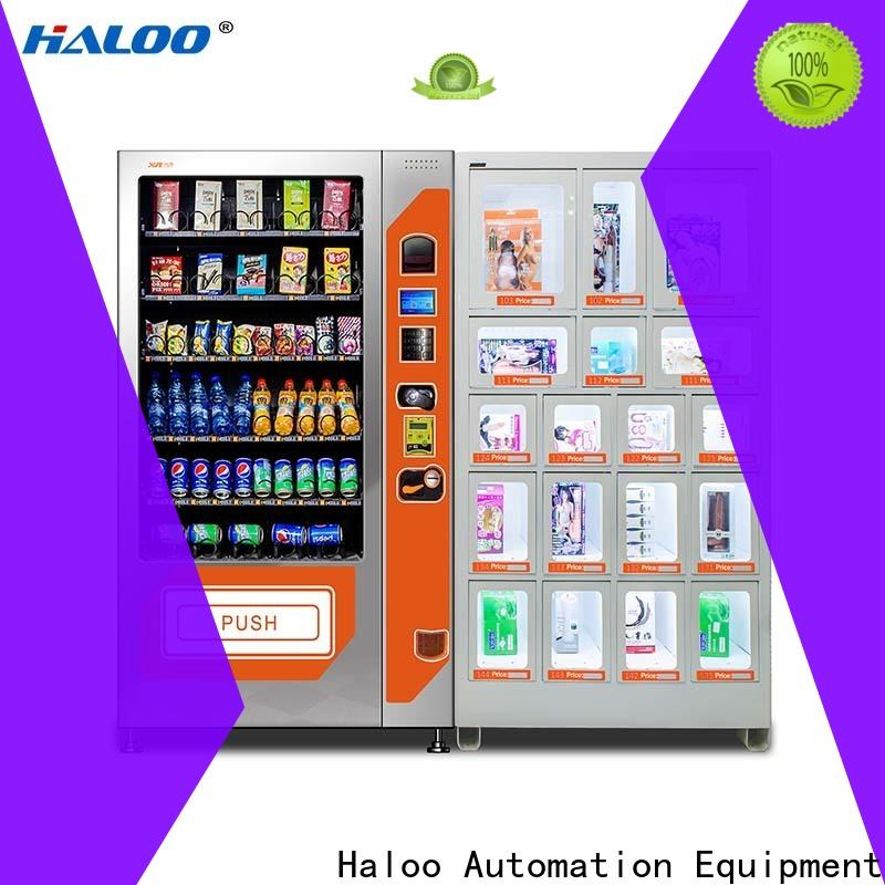 high capacity condom vending machine customized for shopping mall