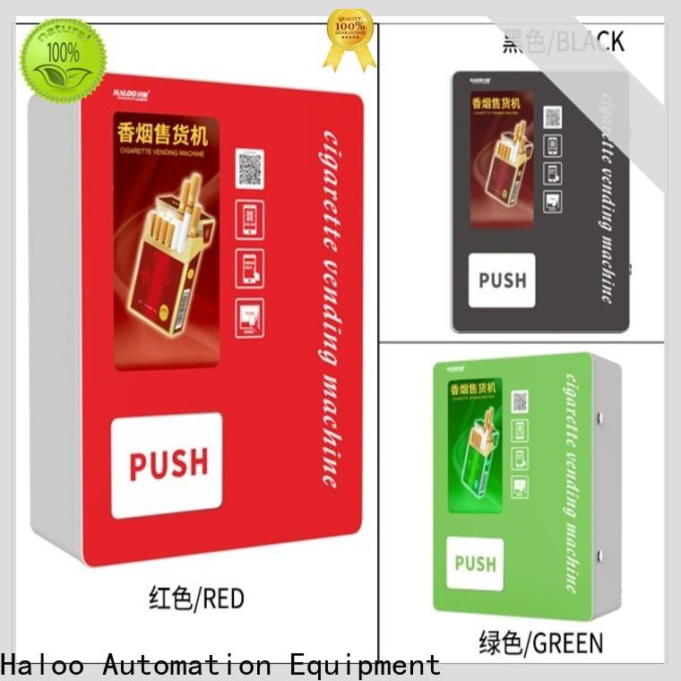 Haloo robot vending machine manufacturer for lucky box gift