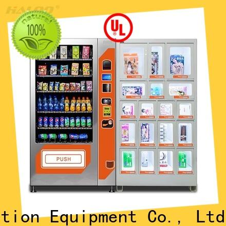 Haloo condom machine wholesale for pleasure
