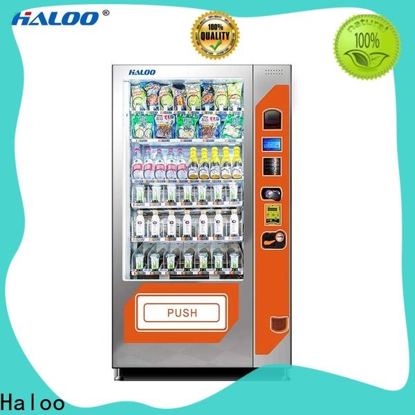 Haloo durable toy vending machine factory for drinks