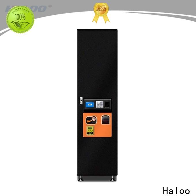 Haloo cost-effective healthy vending machines manufacturer