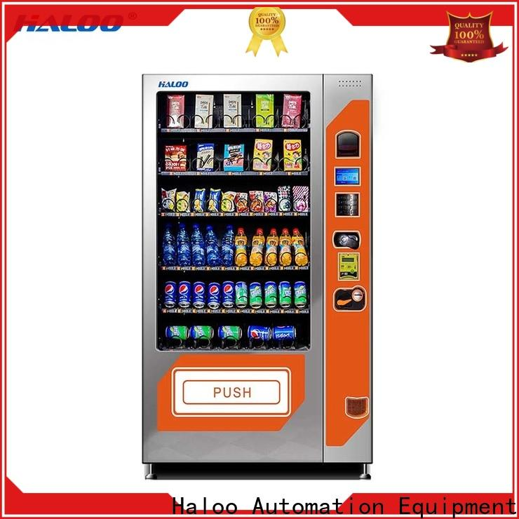 top combo vending machines factory direct supply for drink