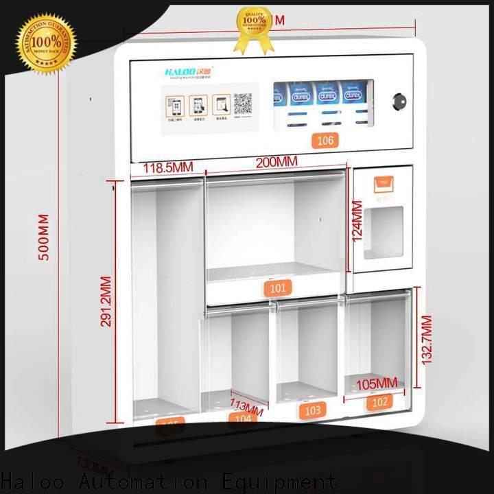 Haloo Small vending machine