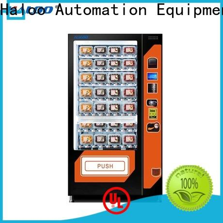 automatic canteen vending factory for fragile goods