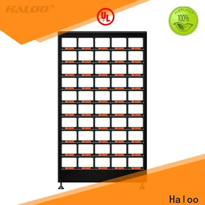 Haloo durable sandwich vending machine factory for drinks