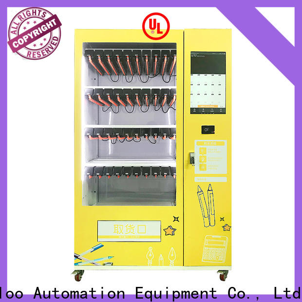 durable lucky box vending machine manufacturer for garbage cycling