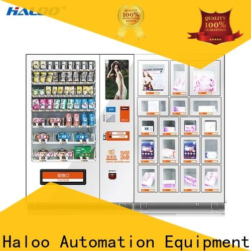 ads touch screen condom dispenser supplier for adults