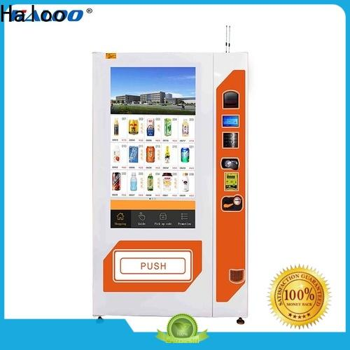 Haloo convenient vending machine price design
