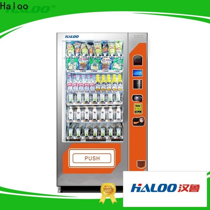 Haloo toy vending machine design for fragile goods