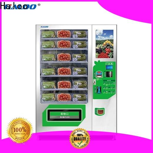 Haloo durable toy vending machine manufacturer for fragile goods