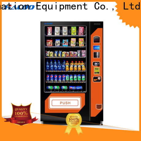 wholesale cold drink vending machine customized for snack