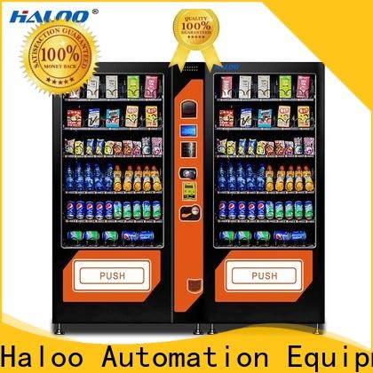 Haloo best tea vending machine customized for drink