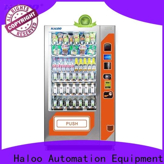 Haloo toy vending machine wholesale for drinks