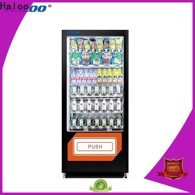 high capacity coke vending machinee series for snack