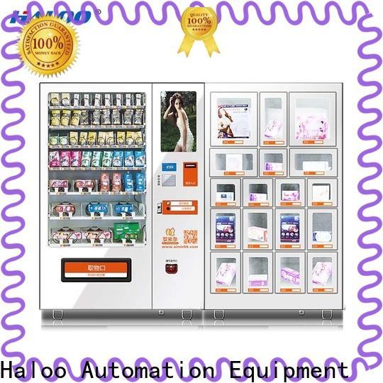 Haloo condom vending supplier for pleasure